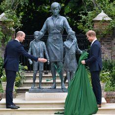 Diana-Statue: Prinz William & Prinz Harry enthüllen das Denkmal