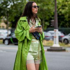 Grün ist die Trendfarbe im Sommer 2021 –  und so stylen wir sie
