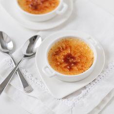 Crème brûlée: Köstliches Rezept mit Geling-Garantie!