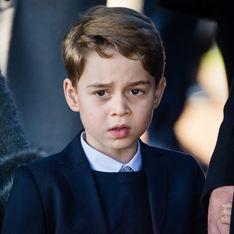 Le prince George assiste à la finale de l'Euro : pourquoi il n'a pas pu porter le maillot de l'Angleterre?