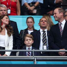 Le prince George critiqué et insulté depuis l'Euro, ses parents réagissent