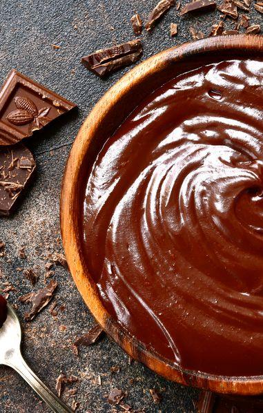 Schokolade schmelzen: So wird sie unglaublich cremig