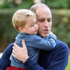 Le prince George fête ses 8 ans : sur cette photo, il est le portrait craché de William !