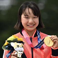 Jeux Olympiques : À 13 ans, Momiji Nishiya devient la première championne olympique de skateboard