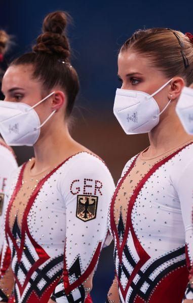 Olympia: Deutsche Turnerinnen setzen Zeichen gegen Sexualisierung