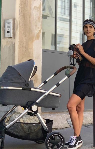 Shy'm maman : des photos inédites et sublimes de sa grossesse dévoilées