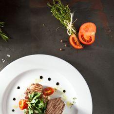 4 astuces simplissimes pour pimper ses assiettes comme au restaurant