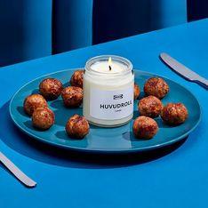 Ikea : allez-vous fondre pour cette bougie parfumée aux boulettes de viande ?