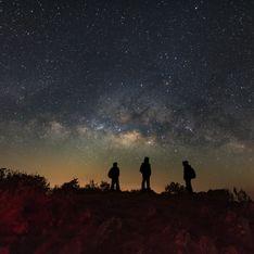 Die 11 besten Orte in Deutschland, um Sternschnuppen zu bewundern