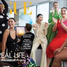 Le Vogue US met pour la première fois une mannequin trans en Une