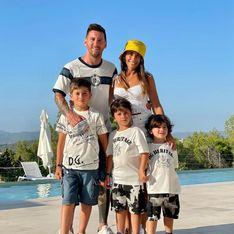 Messi au PSG : sa femme et ses fils le rejoignent à Paris