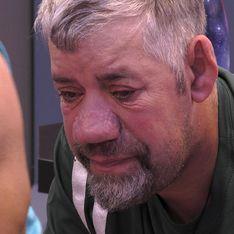 Promi Big Brother: Uwe Abel weint bittere Tränen wegen Frau Iris