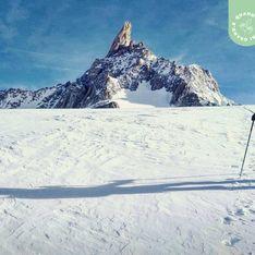 « C'est moi la big boss quand je suis en montagne ! » : guide de haute montagne, elle témoigne