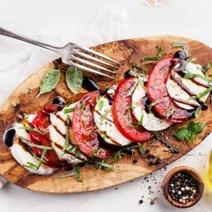 Tomates mozzarella : nos conseils pour une recette ultra goûteuse