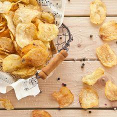Nos astuces pour garder des chips ultra croustillantes