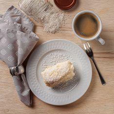 Gâteau moelleux à la noix de coco, une délicieuse recette d'été