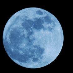 Lune bleue : les astres vous réservent un dimanche soir très spécial