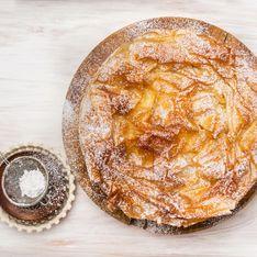 Tous en cuisine : la recette de la croustade de pommes par Cyril Lignac