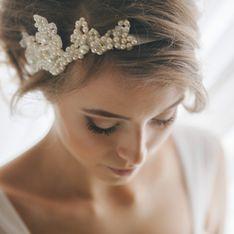 Il semiraccolto morbido è tra le acconciature sposa più belle