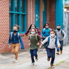 Covid-19 Il y aura 50.000 contaminations d'enfants par jour, une prédiction alarmante