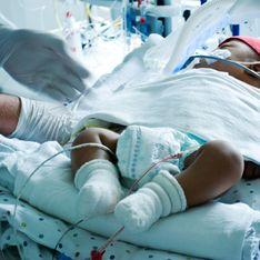 Syndrome du bébé secoué : un bébé entre la vie et la mort, son papa en garde à vue
