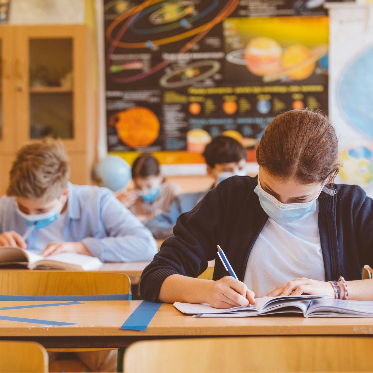 Rentrée : le classement des meilleurs collèges de France dévoilé