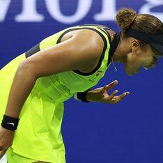 Je ne me sens pas heureuse : Naomi Osaka en larmes après son élimination