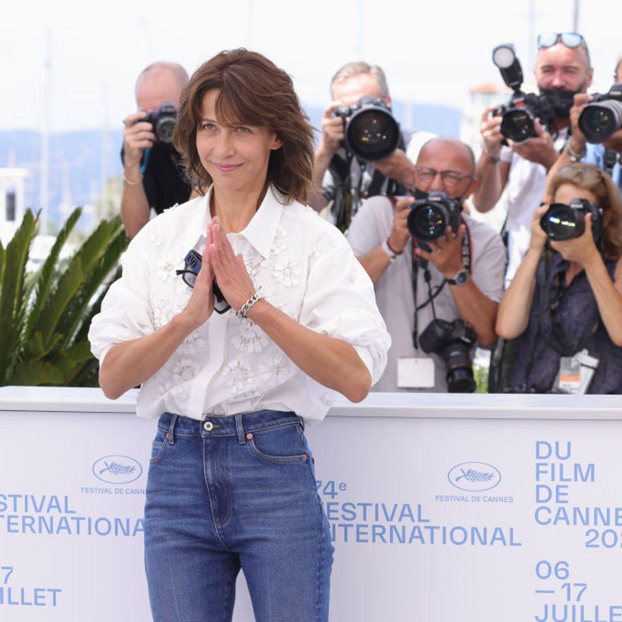"""Sophie Marceau : """"Les actrices aussi ont le droit à l'isoloir"""""""