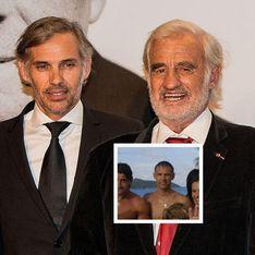 Jean-Paul Belmondo : quand son fils Paul participait à Koh-Lanta