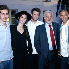 Jean-Paul Belmondo : l'hommage ému de ses petits-fils, qui suivent sa voie