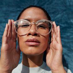 Traces de lunettes sur le maquillage, on a enfin trouvé comment s'en débarrasser !