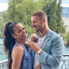 Matt Pokora et Christina Milian s'installent à Paris en famille (PHOTOS)