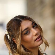 Bubble braid pigtails : la coiffure tendance de l'automne