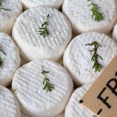 Rappel produit : de la listeria détectée dans du fromage de chèvre frais au lait cru