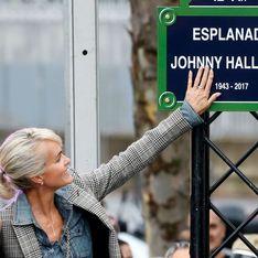 """""""À peine un merci"""", les fans de Johnny Hallyday en colère contre Laeticia"""
