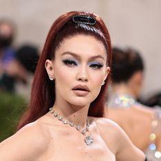Gigi Hadid : un mascara à moins de 10 euros était le secret de son regard hypnotique au MET Gala !
