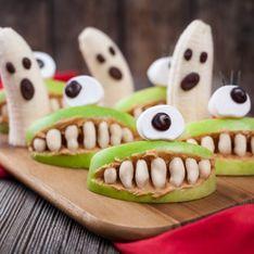 5 recettes simples à préparer avec les enfants pour Halloween