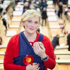 """Elle amène son bébé au Parlement pour dénoncer un """"manque de soutien"""" envers les députées"""