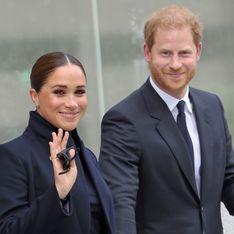 Prince Harry et Meghan Markle en voyage : qui garde Archie et Lilibet à Los Angeles ?