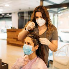 Covid-19 : d'inquiétantes réactions allergiques observées par des coiffeurs