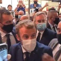 Emmanuel Macron victime d'un jet d'œuf : mais pourquoi il ne s'est pas cassé ?