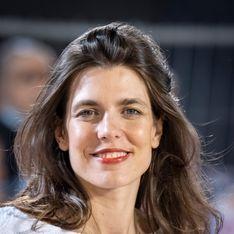Charlotte Casiraghi adopte la coupe de cheveux au carré tendance de l'automne