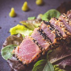 Thunfisch-Tataki: Leichtes Rezept für den besonderen Genuss