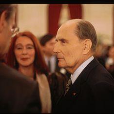 François Mitterrand : une histoire d'amour choquante avec une jeune femme révélée dans un livre