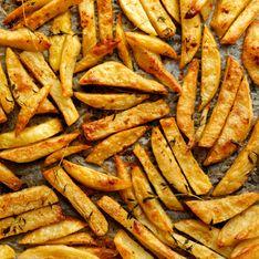 Nos meilleures astuces pour réussir les frites au four
