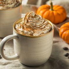 Pumpkin Spice Latte : la (vraie) recette de la boisson tendance de l'automne