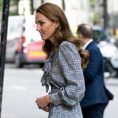 Kate Middleton, très chic en robe Zara pour une sortie à Londres
