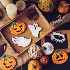 8 spaventosissimi dolcetti di Halloween da preparare con i bambini