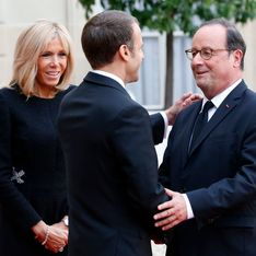 Brigitte Macron : incident canin à l'Élysée, sa réaction choque François Hollande