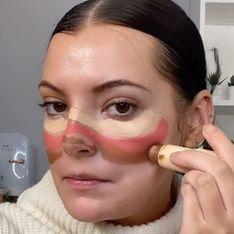Maquillage : cette technique de contouring facile lifte et rajeunit le visage